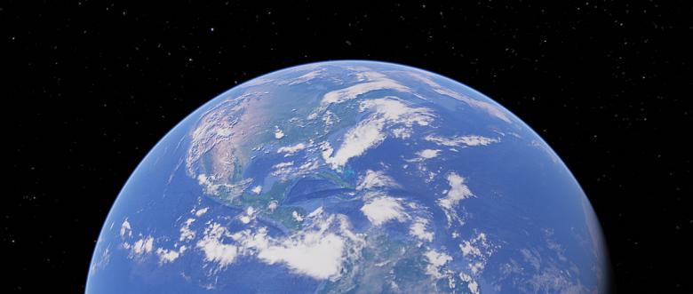 Машину времени Google для «Планеты Земля» обнаружили на Android