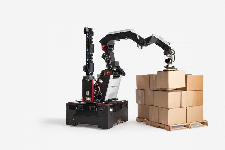 Stretch — новый робот Boston Dynamics, который не похож ни на человека, ни на собаку