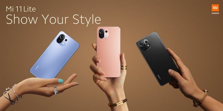 Представлен самый тонкий и лёгкий смартфон Xiaomi — первый в мире на Snapdragon 780G