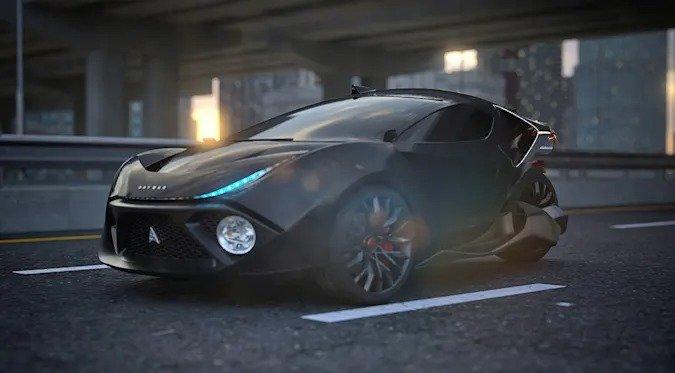 Daymak собирает средства на выпуск «самого быстрого трехколесного электромобиля в мире»