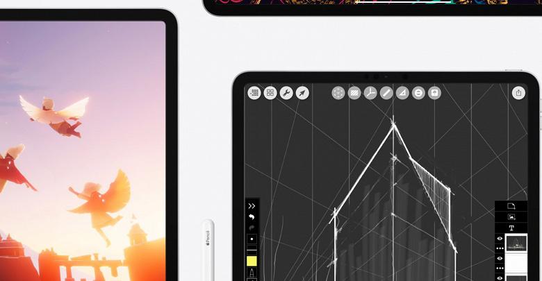 Планшет Apple iPad Pro с дисплеем mini-LED поступит в продажу не ранее апреля