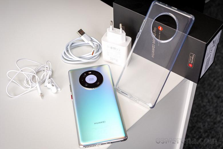 Прощай зарядник: Huawei Mate 40 Pro сертифицировали заново без обязательного зарядного устройства в комплекте