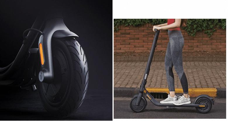 Представлен электросамокат Ninebot F25 с запасом хода 25 км и скоростью до 25 км/ч