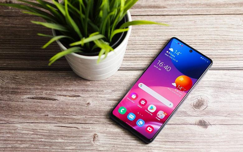 Огромный аккумулятор, 5G и достаточно мощная платформа Qualcomm. Samsung Galaxy M42 5G засветился в бенчмарке
