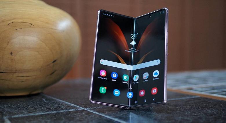 Появились новые детали о Samsung Galaxy Z Fold3 и Galaxy Z Flip2
