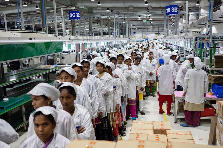 Foxconn собирается производить iPhone 12 в Индии