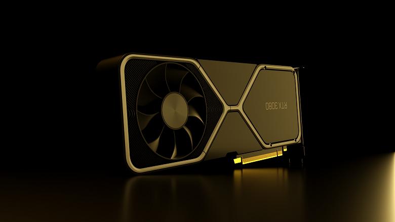 GeForce RTX 3080 Ti не получит гигантского объёма памяти, зато получит бесполезную защиту от майнинга