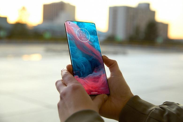 Рекорд в России и Европе: доступный в продаже смартфон Motorola выдал 4 Гбит/с в пилотной сети 5G