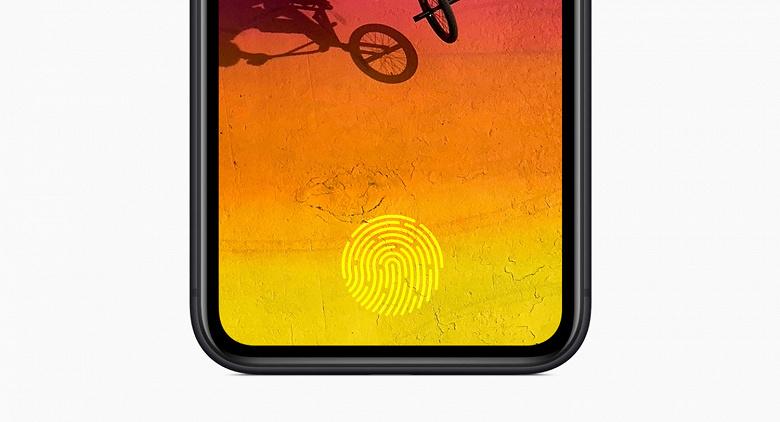 Всем смартфонам следующей линейки Apple iPhone приписывают датчик Touch ID, встроенный в экран