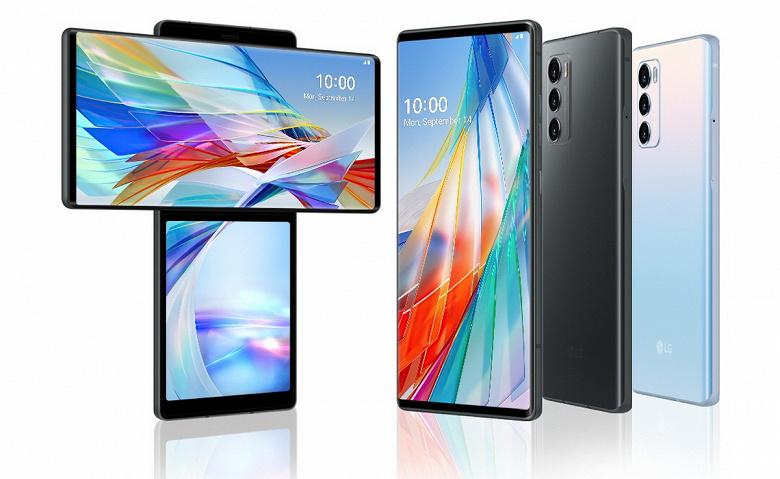 Уникальный смартфон-ротатор LG Wing стал куда более привлекательным после снижены цены более чем вдвое в Индии