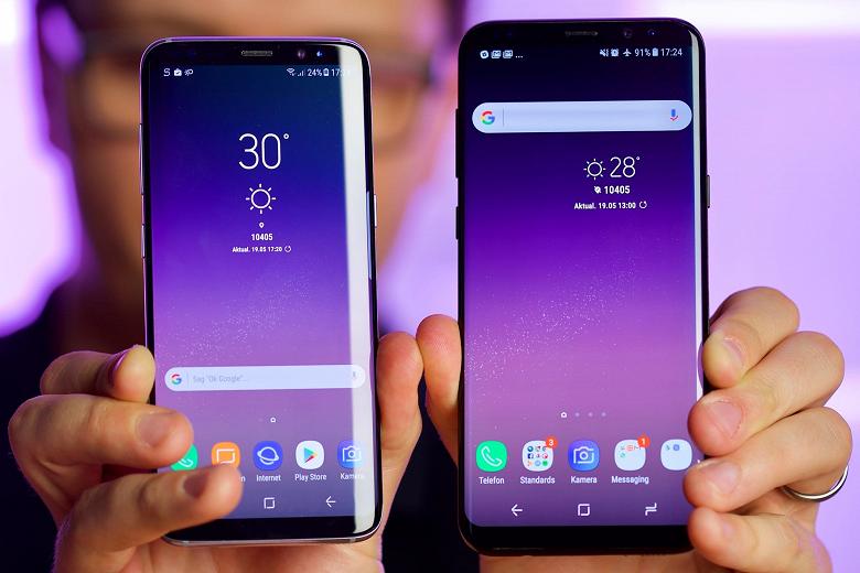 Samsung Galaxy S9 и Galaxy S9+ перевели на ежеквартальные обновления
