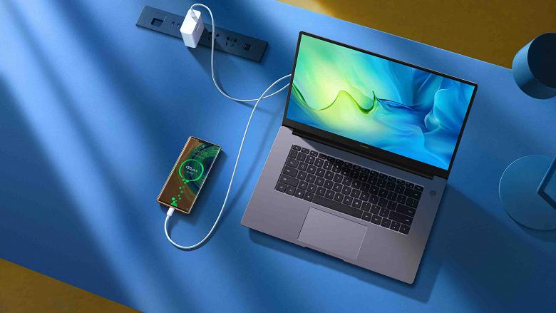 Недорогие ноутбуки Huawei MateBook D прибыли в Россию