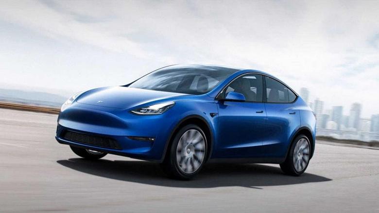 Tesla собирается продавать по миллиону кроссоверов Model Y в год. Илон Маск прочит ему звание мирового бестселлера уже в 2023 году