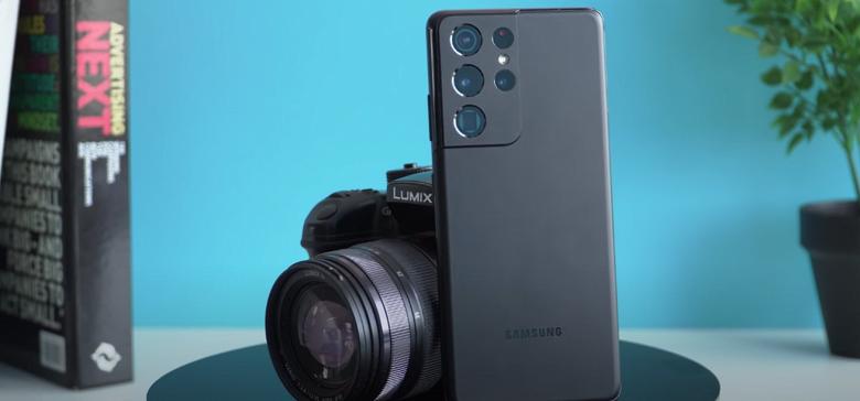 Samsung Galaxy S21 Ultra против беззеркальной камеры. Способен ли смартфон тягаться с Panasonic GH4?