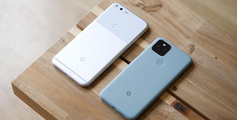 Google идет по пути Apple. В Google Pixel 6 будет использоваться процессор собственной разработки