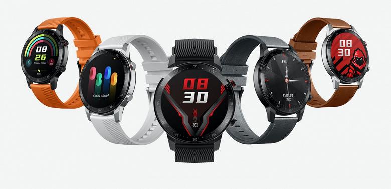 Первые умные часы Red Magic вышли в Европе и других странах мира