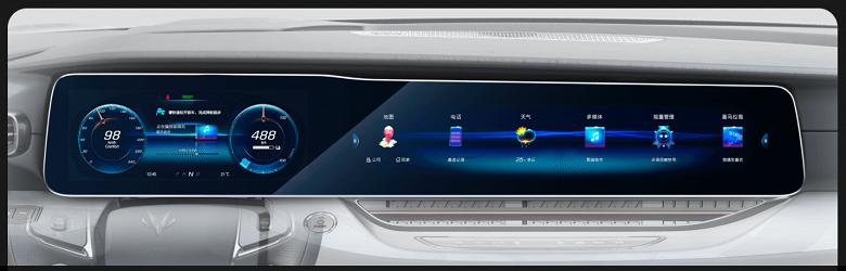 Первый автопилот Huawei: представлен электромобиль Polar Fox Alpha S
