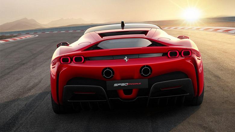 Первый электрический суперкар Ferrari может выйти уже через четыре года