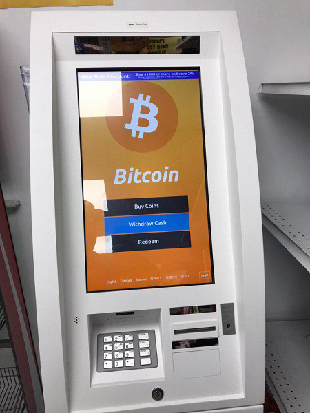 Россия – в числе передовых стран по количеству банкоматов, работающих с Bitcoin. У нас их 53, а в США – 13699