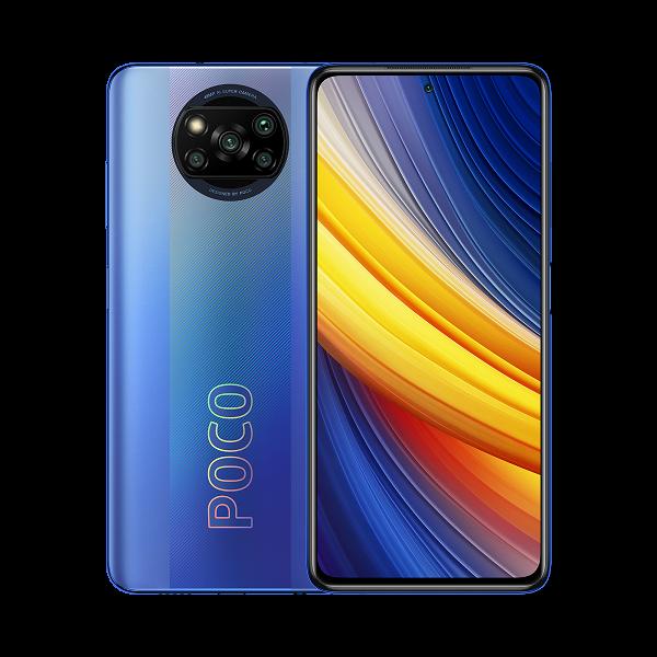 Xiaomi начала продажи Poco X3 Pro в России по сниженной цене