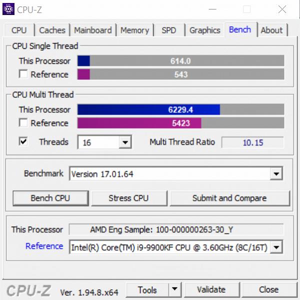Самый мощный настольный гибридный процессор. Ryzen 7 5700G показал себя в тесте