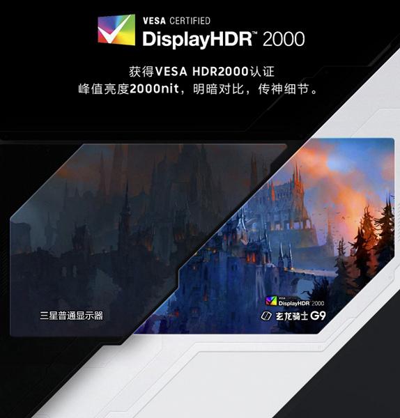 Уникальный монитор Samsung Odyssey G9 с панелью, как у «лучшего телевизора всех времён», характеризуется невероятной пиковой яркостью