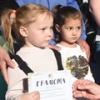 Около 300 юных омичей приняли участие в конкурсе рисунков на асфальте