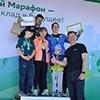 Зеленый марафон пробежали более 2,5 тыс. спортсменов