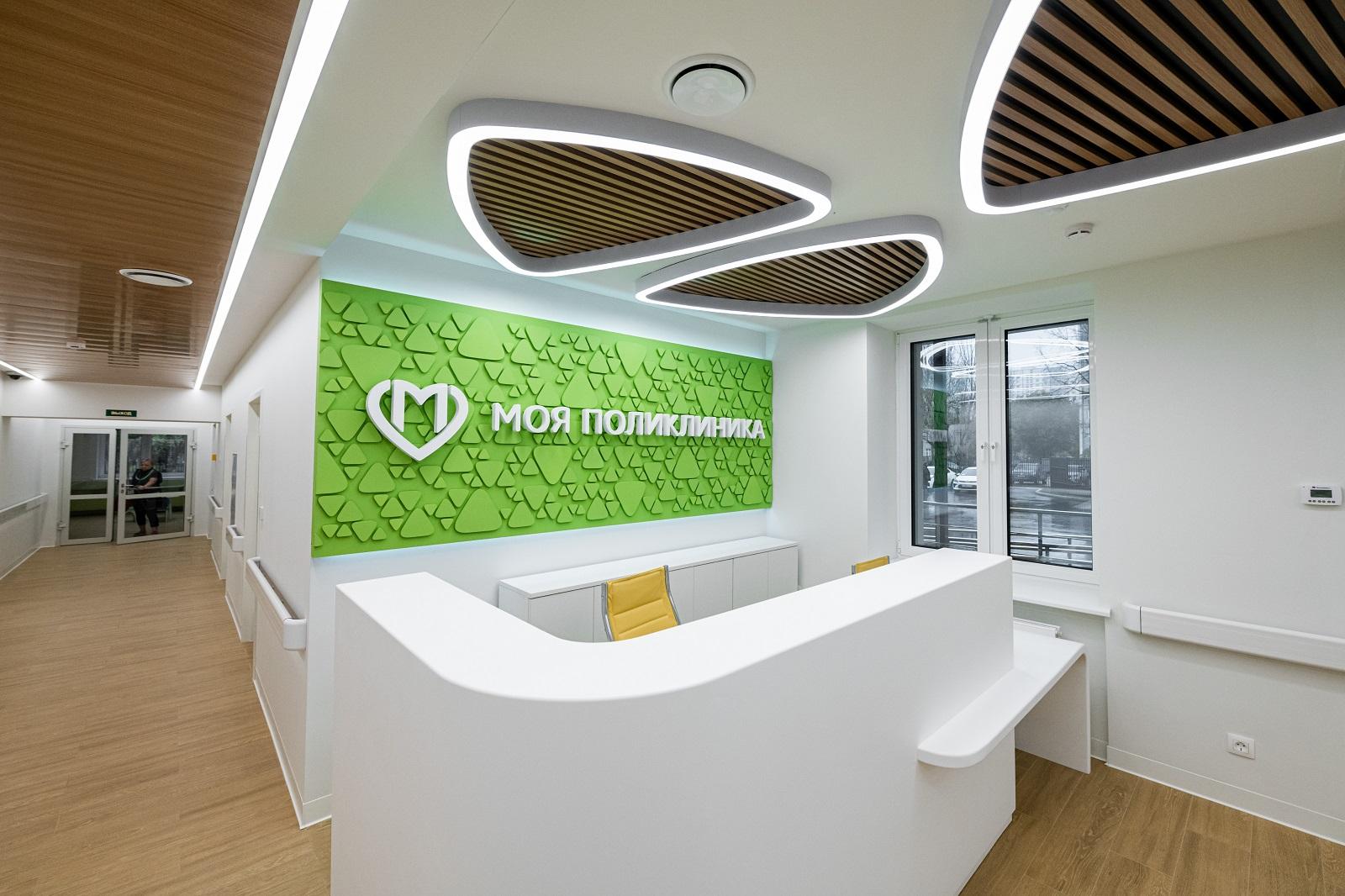 Москва выделит дополнительное финансирование на строительство 17 поликлиник