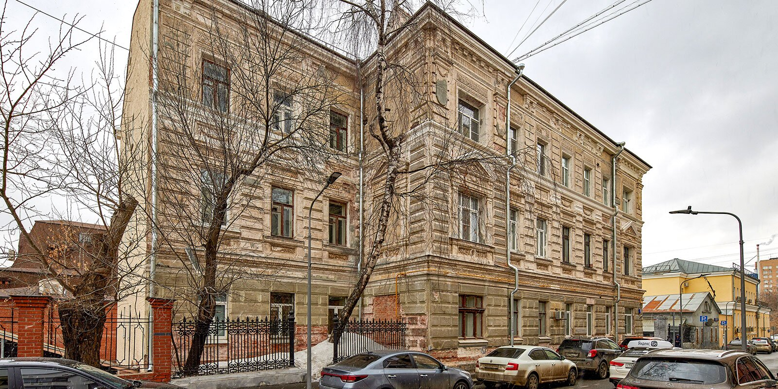 Создаем цифровой двойник здания: как реставрируют исторический жилой фонд столицы