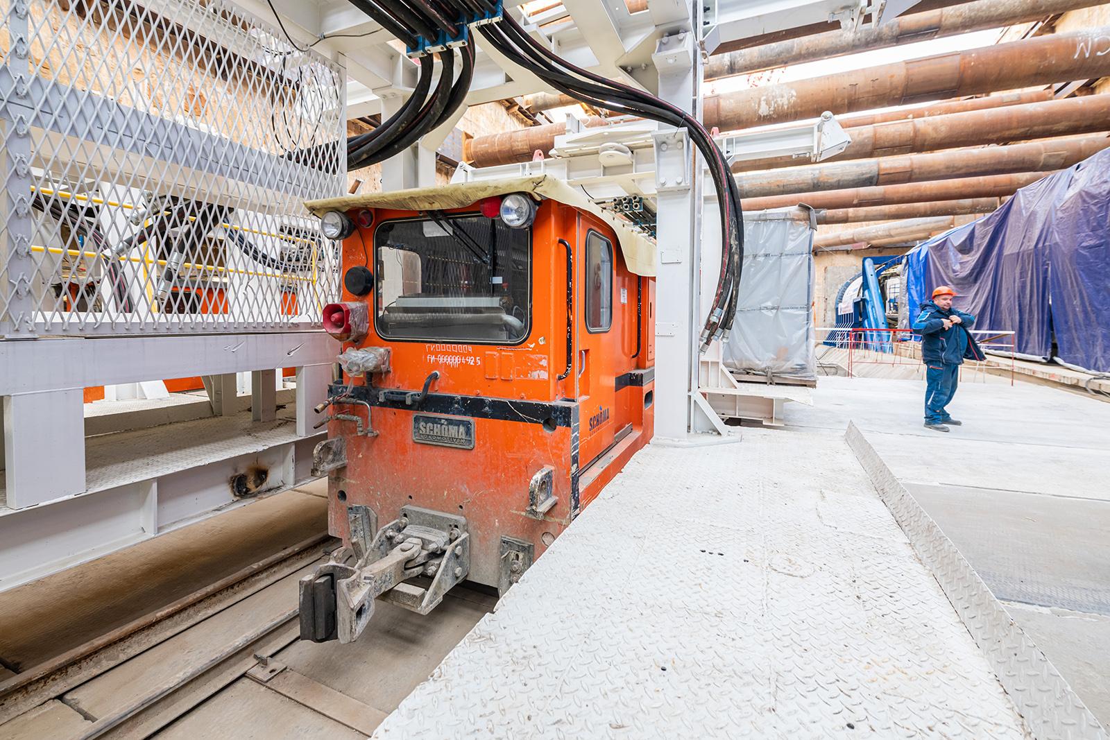 Проходку всех тоннелей на БКЛ планируют завершить в этом году