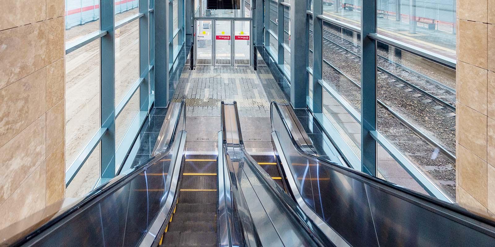 Утвержден проект строительства пешеходных переходов у станции Внуково