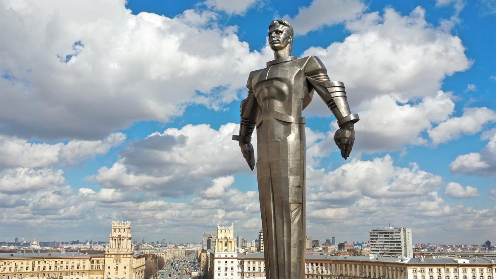 Сергей Собянин поздравил москвичей с Днем космонавтики