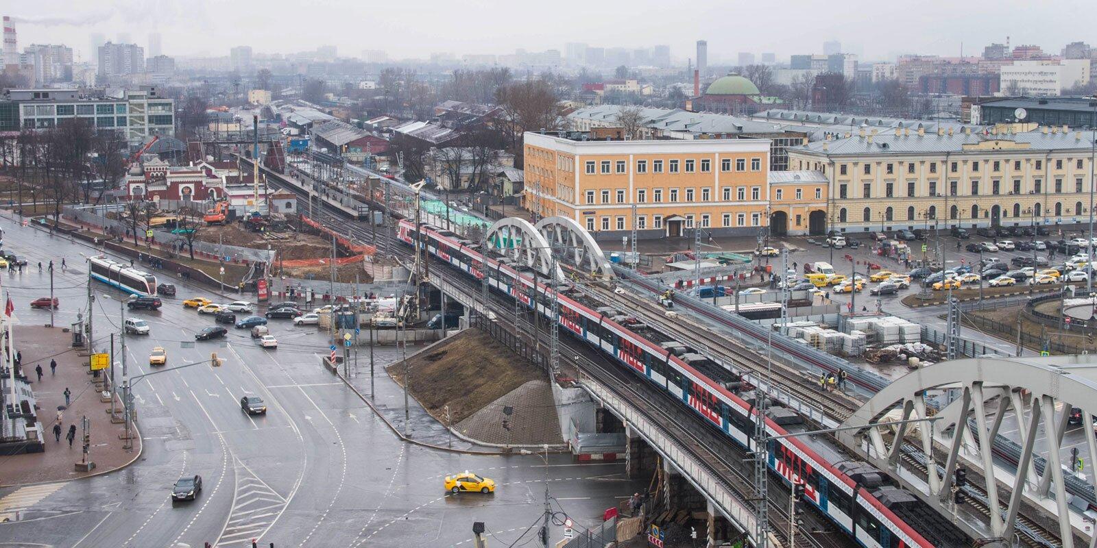 2021 год будет одним из самых важных в реализации программы развития Центрального транспортного узла