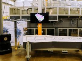 Boeing и ORNL изготовили самый крупный 3D-инструмент для самолётостроения