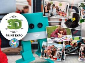 Экспоненты 3D Print Expo показали на VK Fest удивительные возможности 3D-печати