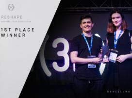 Ортопедический корсет GS3 стал победителем конкурса Reshape