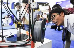 Сектор 3D-печати в Китае может получить поддержку от сети Интернет