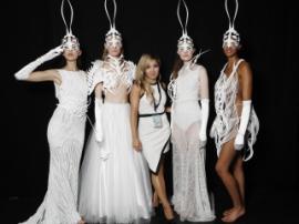 Плава Лагуна стайл. На показе мод в Германии представили 3D-печатную коллекцию