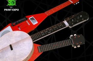 Прогресс не остановить: скоро гитары будут 3D-печататься