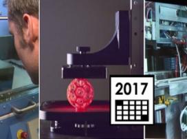 Топ-6 компаний индустрии 3D-печати в 2017 году. Видео