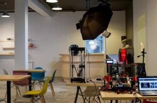 В Москве появилось кафе для поклонников 3D-печати