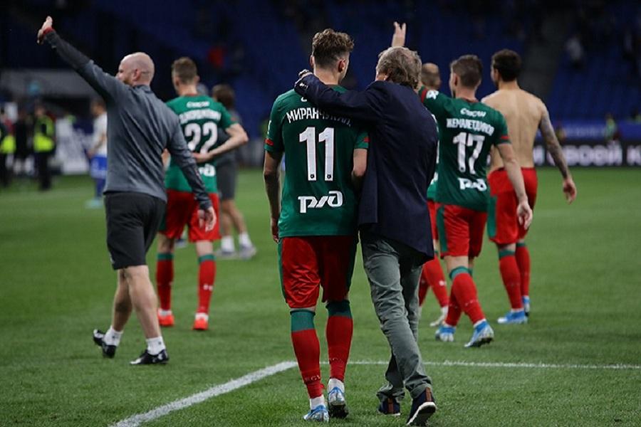 Игрокам 'Локомотива' представят нового гендиректора клуба на сборах в Испании