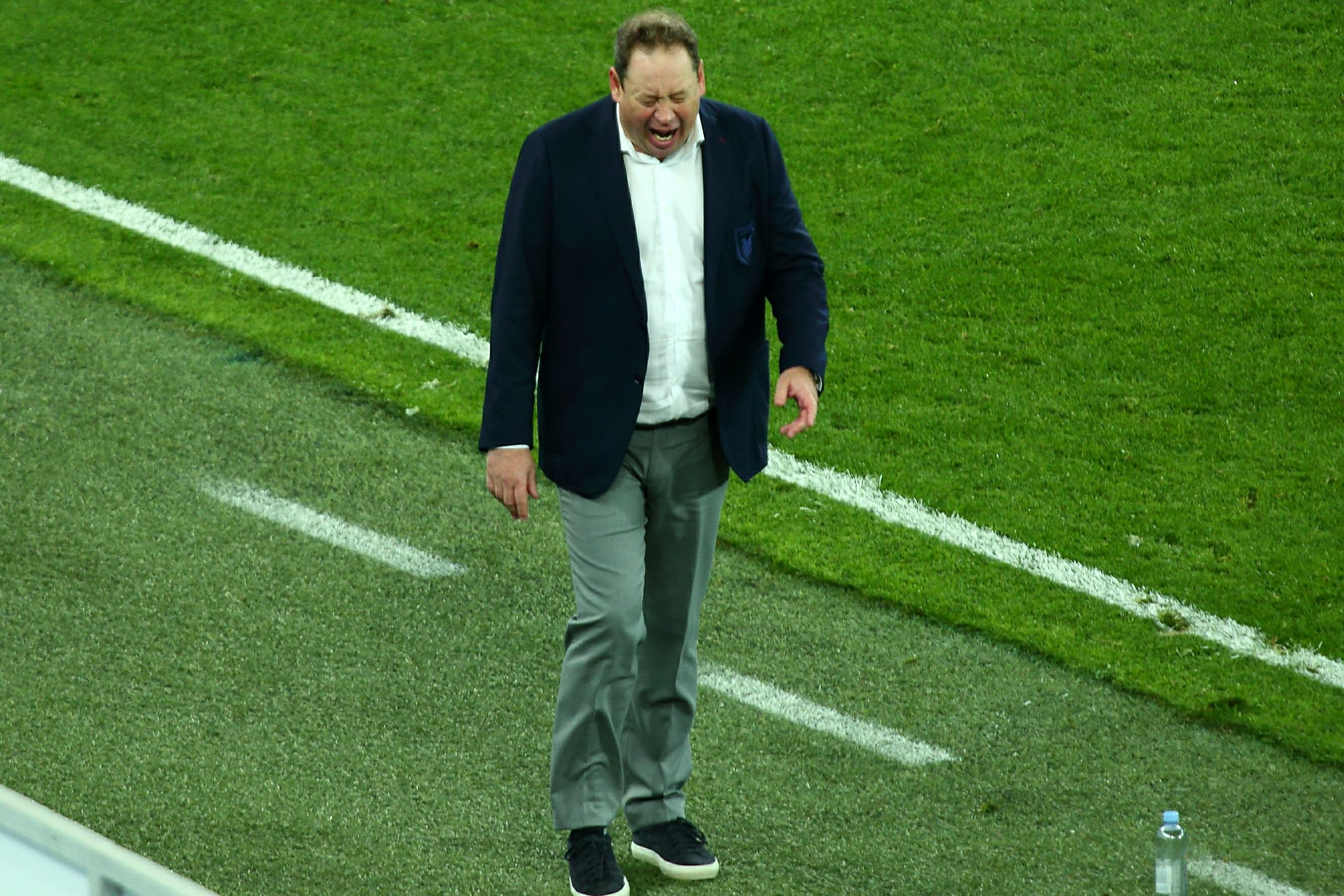 Слуцкий пожаловался на проблемы с составом перед матчем с 'Зенитом'