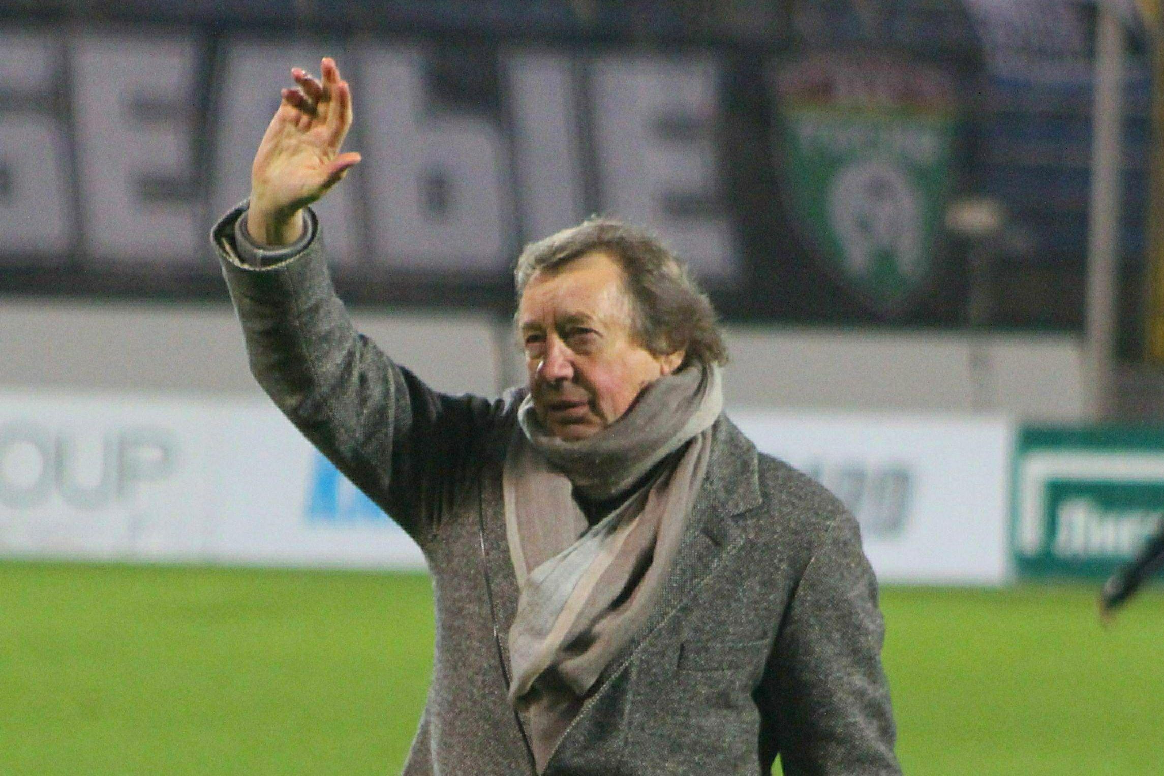 Сёмин ответил на слухи о назначении главным тренером 'Ротора'