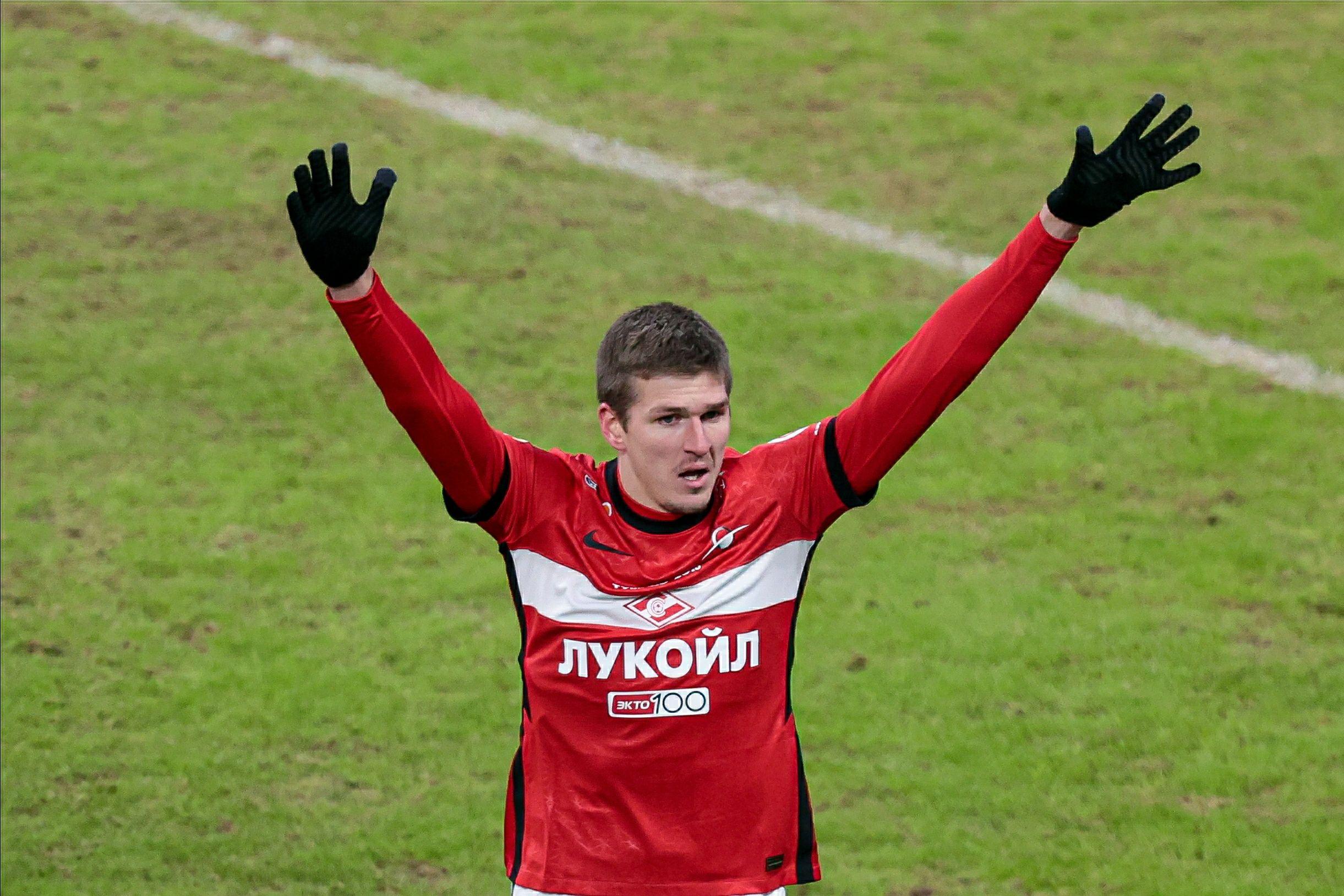 Соболев надеется, что Тедеско останется в 'Спартаке'