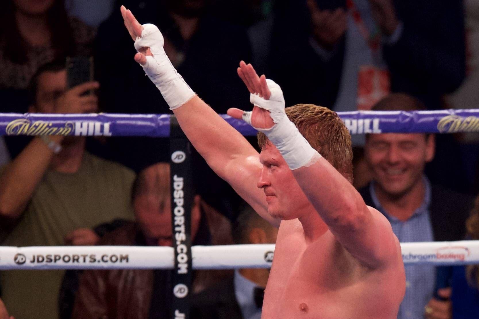 Поветкин заявил о готовности провести третий бой с Уайтом