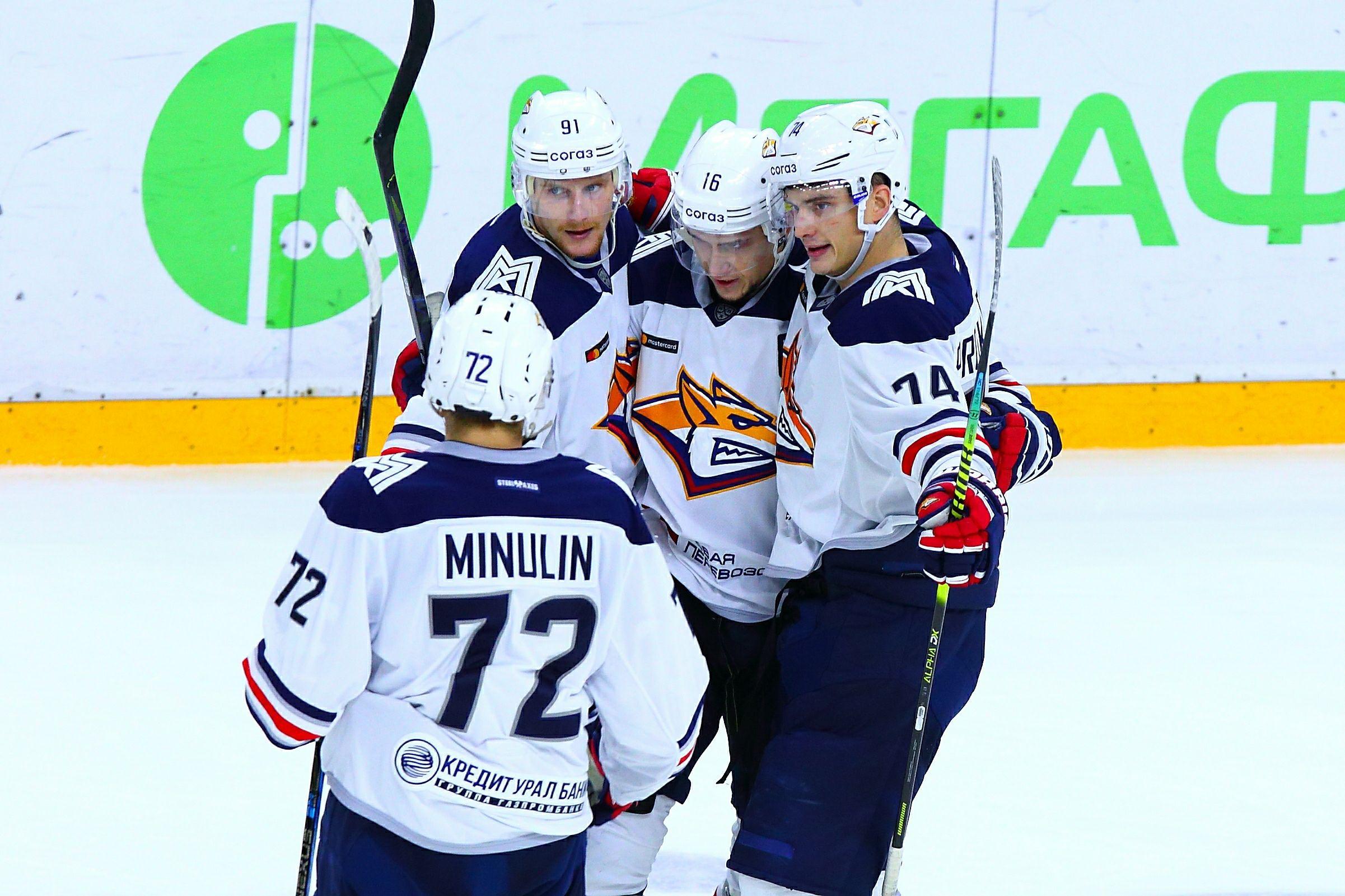 Хоккей, КХЛ, восточная конференция, полуфинал, Металлург - Авангард, шестой матч, прямая текстовая онлайн трансляция