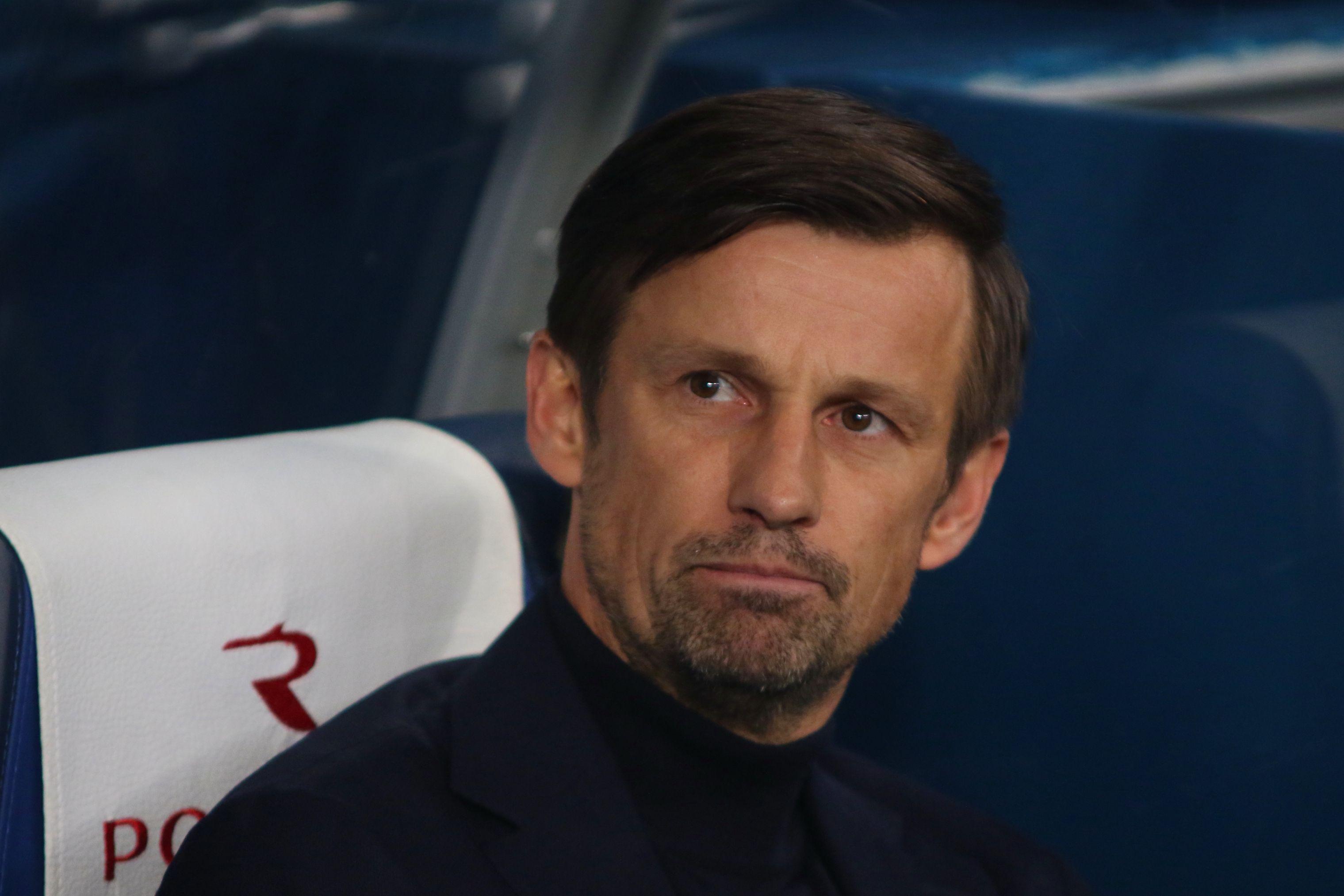 Семак: 'Чемпионат России более важен, чем плей-офф Лиги чемпионов'
