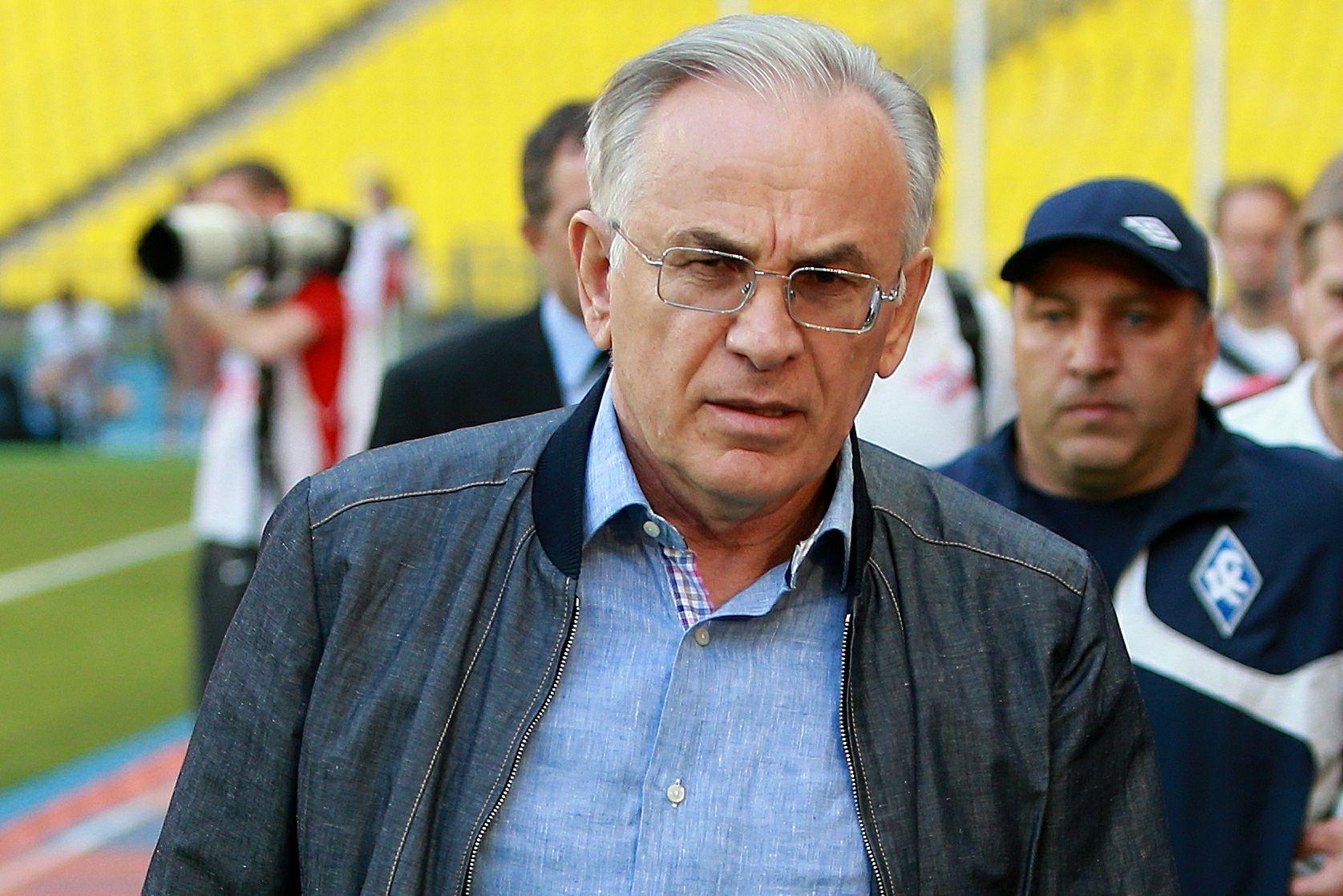 Гаджиев назвал проблему 'Краснодара'
